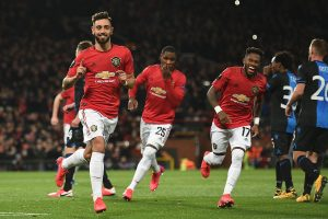 Europa League: Manchester United cruise to Round of 16 after thrashing Club Brugge 5-0