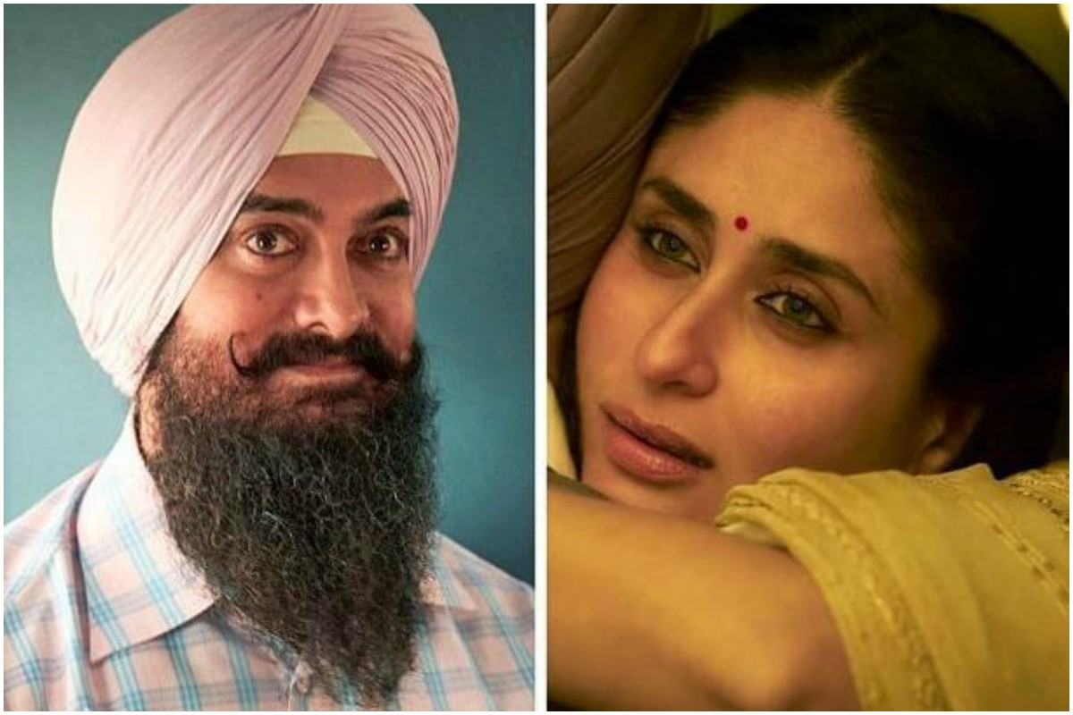 Laal Singh Chaddha: Aamir Khan and Kareena Kapoor Khan shoot for a romantic song in Punjab
