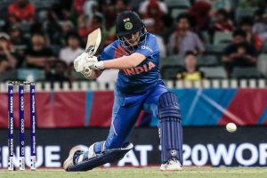 ICC Women's T20 World Cup 2020: Shafali Verma, Jemimah Rodrigues and Veda Krishnamurthy guide India to 142/6 against Bangladesh