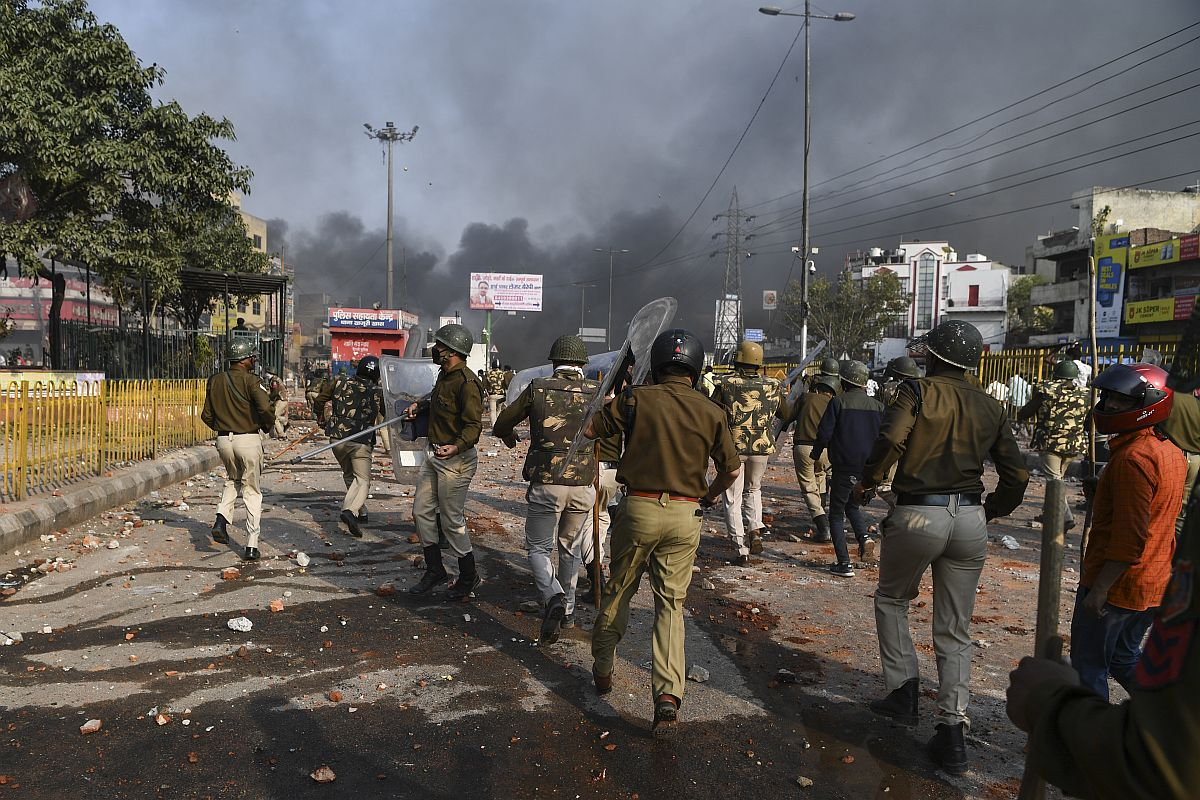 Delhi Violence: Haryana Police issues advisory for maintaining law and order