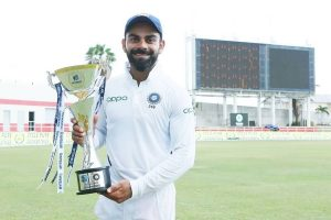 Watch | Virat Kohli thanks fans after becoming first Indian to cross 50-Million followers mark on Instagram