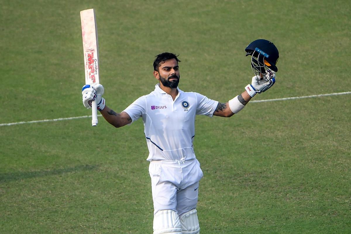 Virat Kohli, 2014 Adelaide Test, India tour of Australia 2014