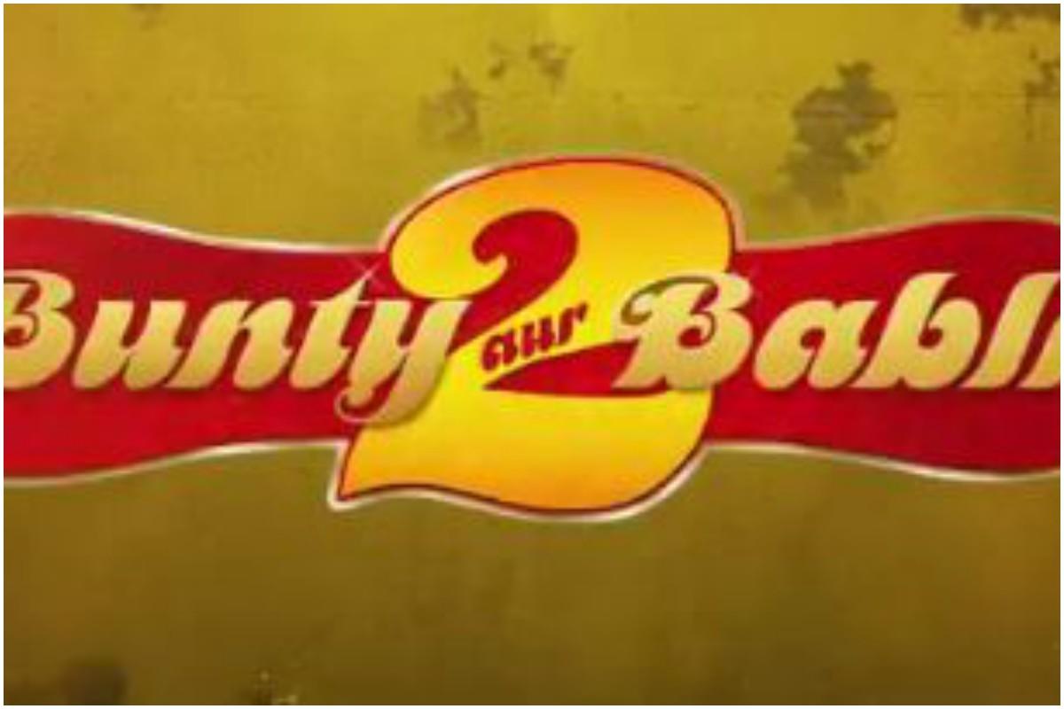 Saif Ali Khan, Rani Mukerji, Bunty Aur Babli 2
