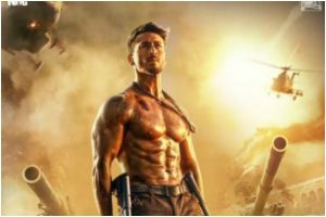 Tiger Shroff shares BTS video, pens heartfelt note for Baaghi 3 team