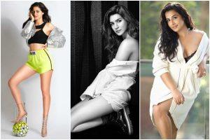 Vidya Balan, Kriti Sanon, other B-town celebs share glimpses of Dabboo Ratnani's 2020 calendar