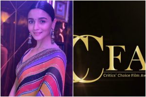 Alia Bhatt extends her support to second edition of Critics' Choice Film Awards