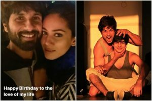 Happy Birthday Shahid Kapoor: Mira Rajput has a sweet birthday wish as 'one-love' turns 39
