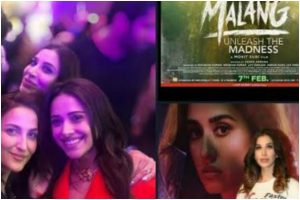 B-town reacts on Mohit Suri's 'Malang', praises entire crew for hard work