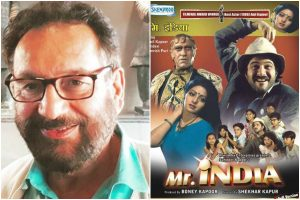 Filmmaker Shekhar Kapur slams 'Mr India' sequel announcement