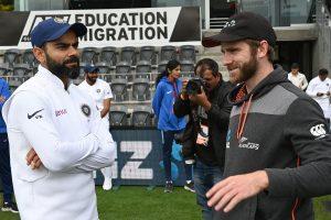 Virat Kohli slams journalist who alleged him of swearing at Kane Williamson and New Zealand fans
