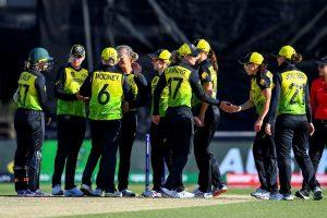 Australia enter Women's T20 World Cup semis yet again, beat New Zealand by 4 runs