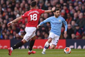 We were playing quite well until we conceded: Bernardo Silva post 0-2 loss in Manchester Derby