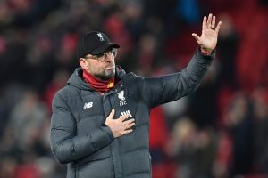 Jurgen Klopp, Liverpool thank 'incredible' health workers fighting against COVID-19