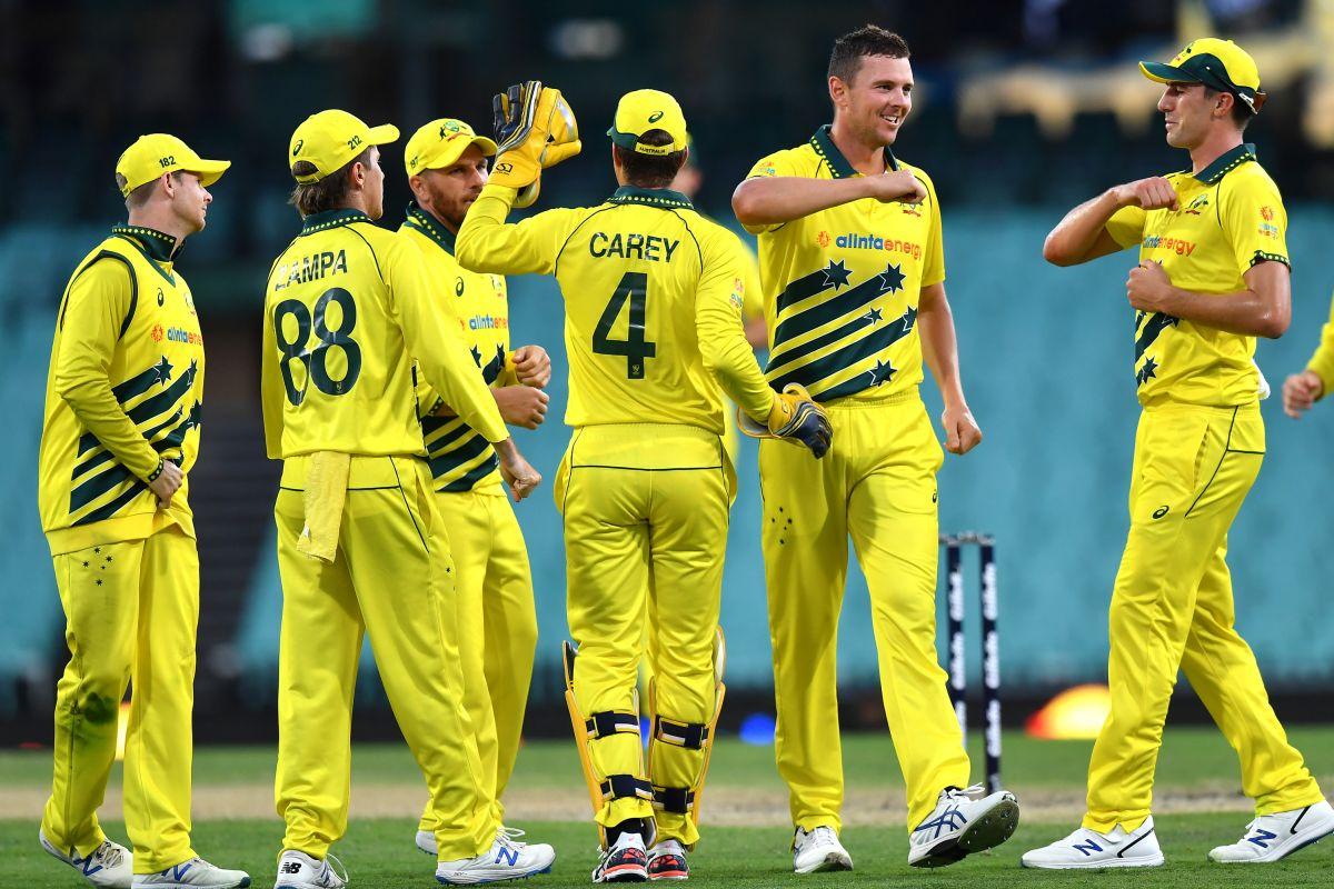 Cricket Australia (CA), Cricket Scotland, Edinburgh, COVID-19
