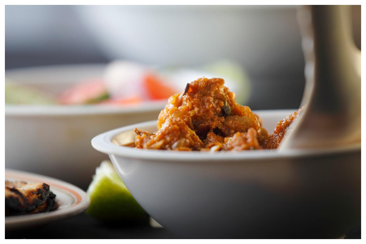 Lauki ka bharta, Spicy dish