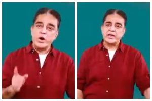 Coronavirus scare: Kamal Haasan urges fans to stay indoors, use time to bond with family