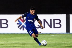 """Chennaiyin FC player Anirush Thapa loves co-owner MS Dhoni's """"down to earth"""" attitude"""