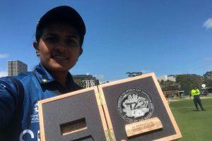 I'm truly satisfied to help my country, says Sri Lanka's Shashikala Siriwardene