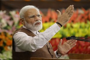 PM Modi asks BJP leaders to keep national interest above party, targets Manmohan Singh