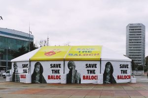 Activists ask UN to break silence on genocide of Baloch