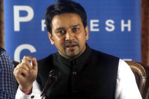'You are lying, half-baked truth dangerous': Anurag Thakur denies raising hate chant