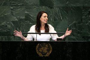 'Act like you have COVID-19': New Zealand PM Jacinda Ardern ahead of lockdown