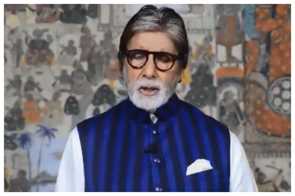 Amitabh Bachchan claims COVID-19 spreads through flies, health ministry disagrees