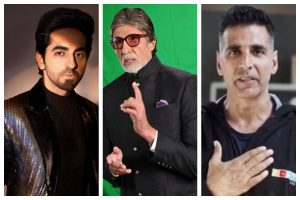 COVID-19: PM Modi initiates 'janta curfew'; B-town celebs including Amitabh Bachchan lends support
