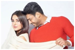 Sidharth Shukla, Shehnaaz Gill recreate Kajol-Salman moment from KKHH ahead of Bhula Dunga release