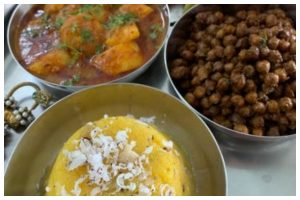 How to make Kanjak Prasad for Navaratri Samapti?