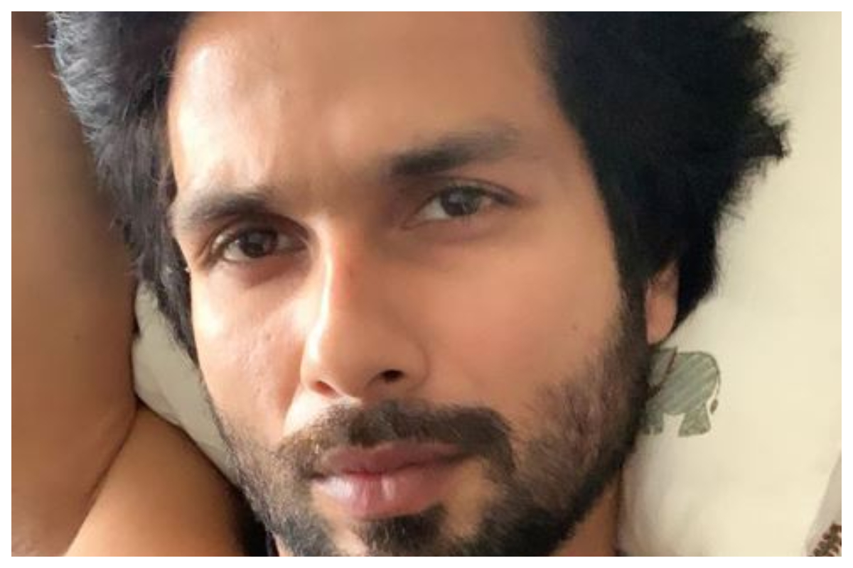 Shahid Kapoor to bring action film post 'Jersey'