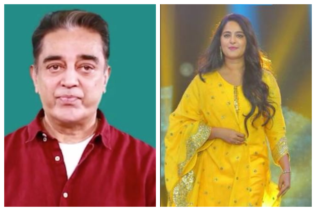 Vettaiyaadu Vilaiyaadu: Kamal Haasan, Anushka Shetty to come together for sequel?