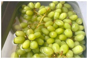Grapes are a versatile fruit beneficial for health