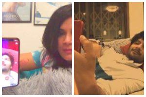 'Be my quarantine': Richa Chadha and Ali Fazal are on virtual date amid COVID-19 lockdown