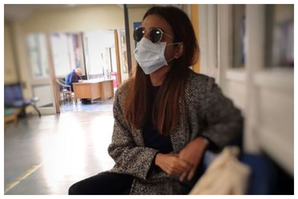 Radhika Apte visits hospital amidst COVID-19, raises eyebrows