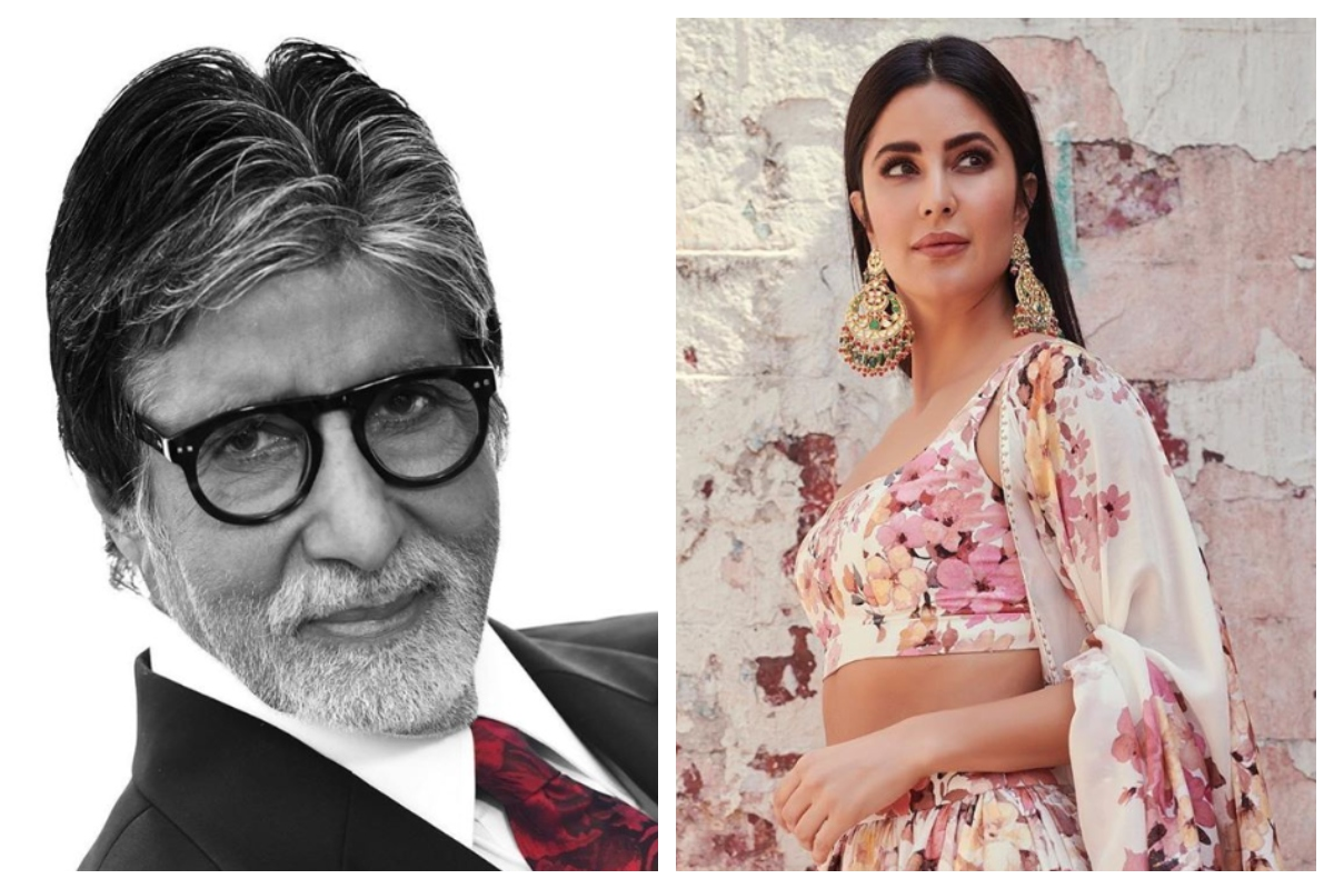 Amitabh Bachchan, Katrina Kaif to play father-daughter in new film?