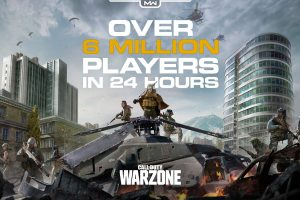 Call of Duty: Warzone amasses 6 million players in 24 hours
