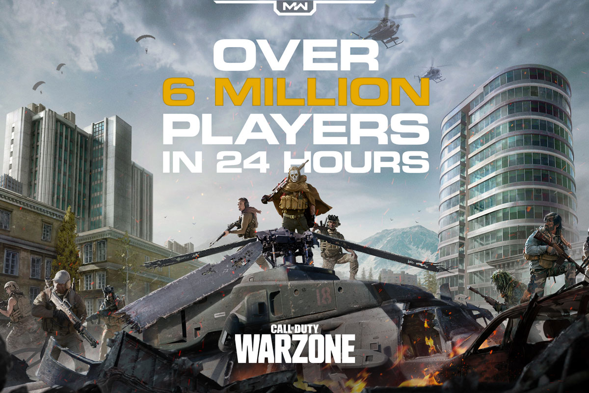 Call of Duty WarZone Free Download Now