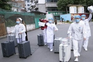 Ukraine shuts down transport, public spaces amid Coronavirus outbreak