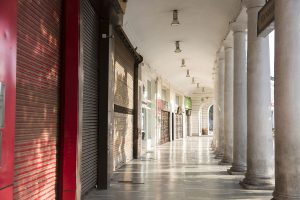 COVID-19 effect: Connaught Place to remain shut on Sunday to support 'Janata Curfew'