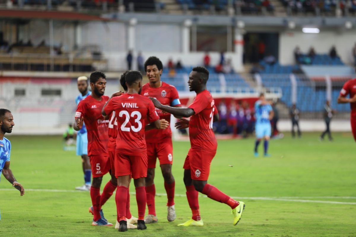 Churchill Brothers, Gokulam FC, Fatorda Stadium, I-League 2019, I-League 2019-20