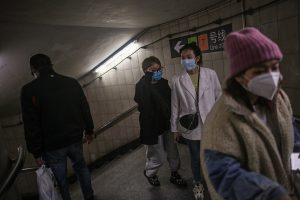 Fear of second wave of Coronavirus infections in China as imported cases sore to 427