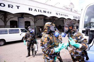 COVID-19: Sri Lanka police arrests 3,700 for violating curfew