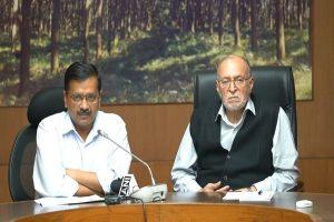 'Join fight against Coronavirus': Arvind Kejriwal seeks support as Delhi lockdown begins
