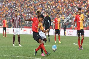 Kolkata Derby entirely different ball game: Mehtab