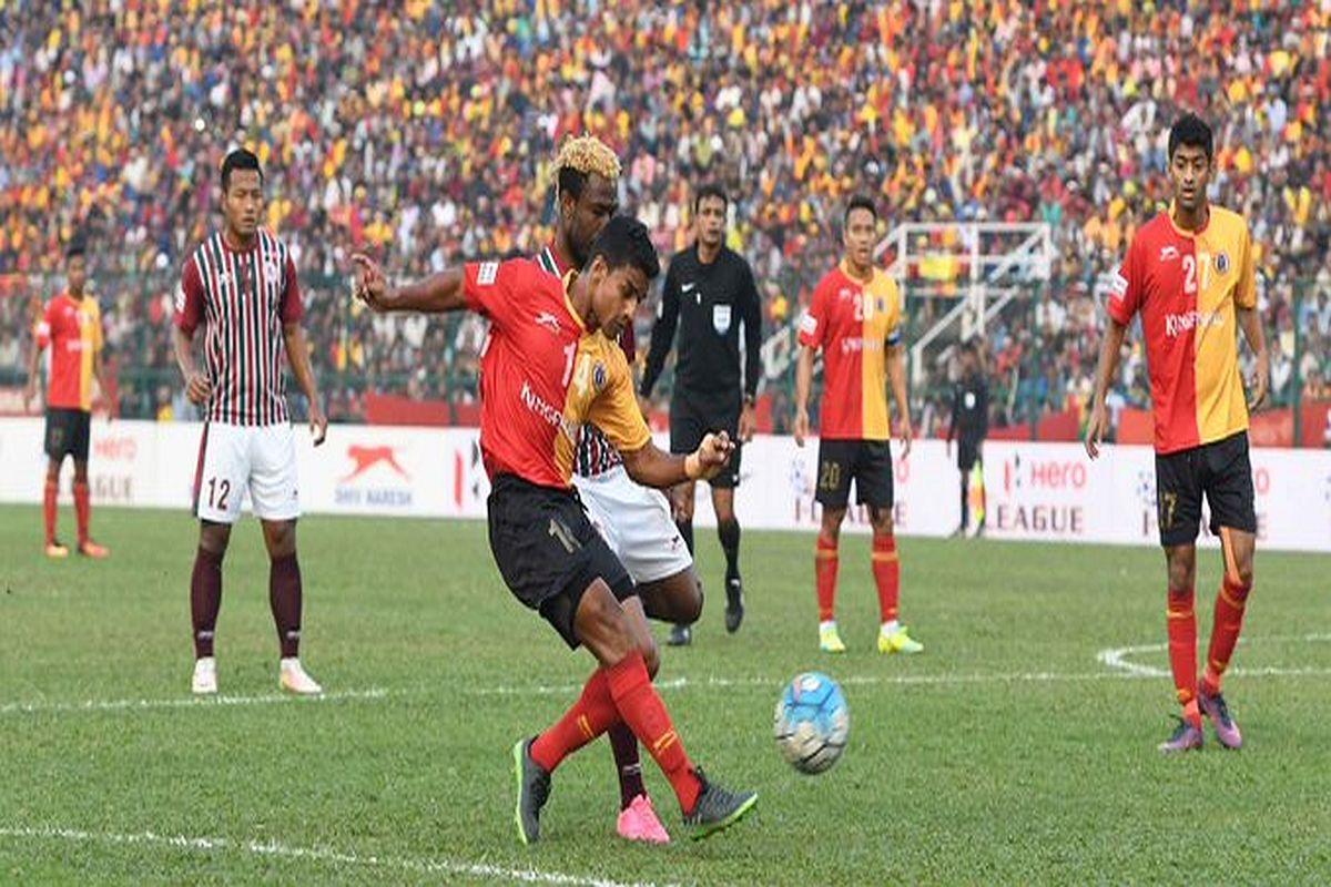 Kolkata Derby, I-League, East Bengal, Mohun Bagan