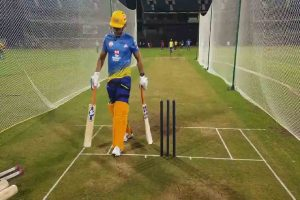 Dhoni was focused on getting ready for IPL: Balaji