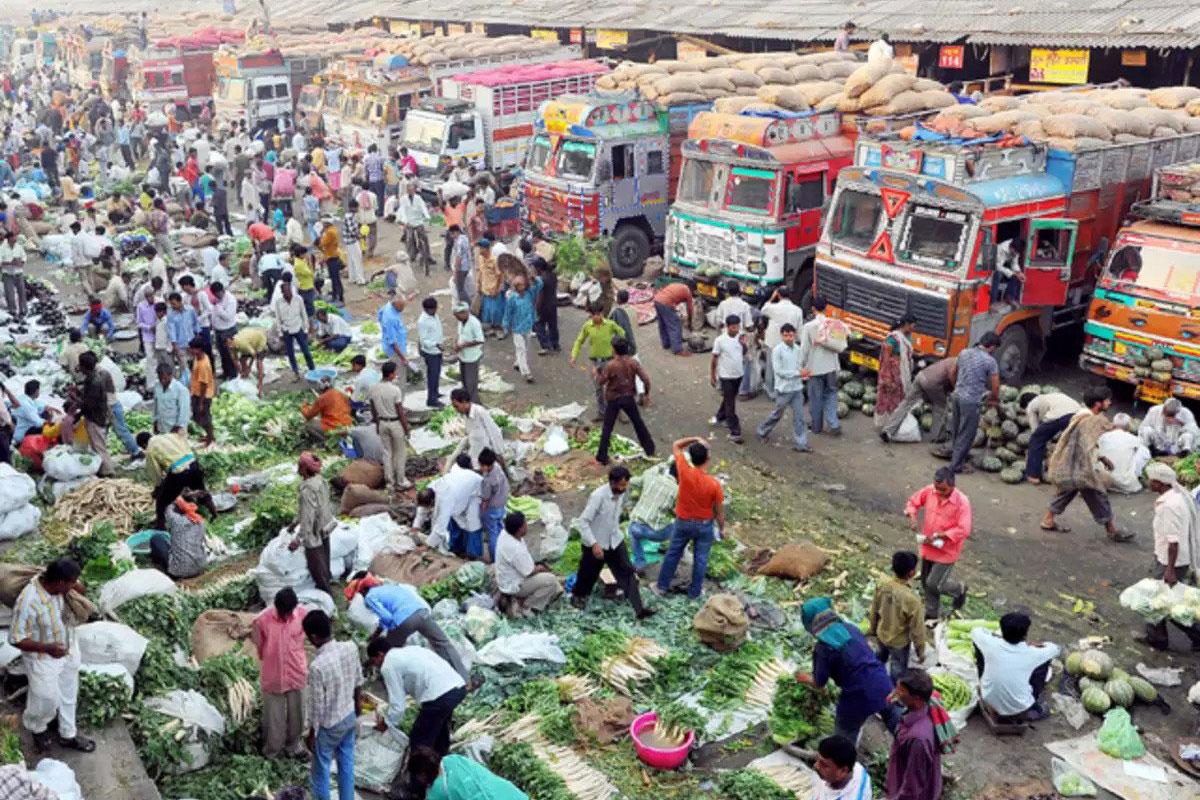 Azadpur Mandi, Coronavirus, Food and Vegetable Scarcity, Hoarding