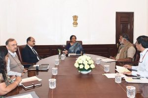 FM Sitharaman to announce relief package soon for COVID-19 affected sectors