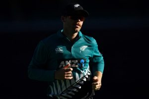 Playing in front of an empty stadium was an 'odd experience': Lockie Ferguson